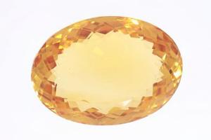 Golden Topaz  Gemstone