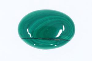 Malachite Gemstone (kidney)