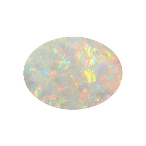 Fire Opal Gemstone