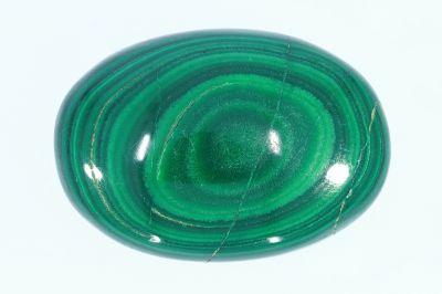 Green Malachite Gemstone  (Kidney) - weight 95.75 Carat Origin India