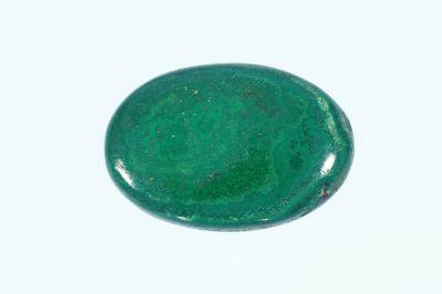 Green Malachite Gemstone  (Kidney) - weight 71.55 Carat Origin India