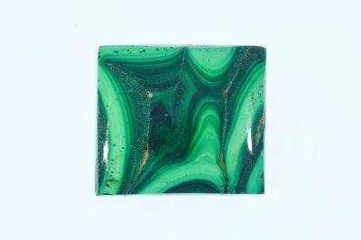 Original Green Malachite Gemstone  (Kidney) - weight 34.45 Carat Origin India
