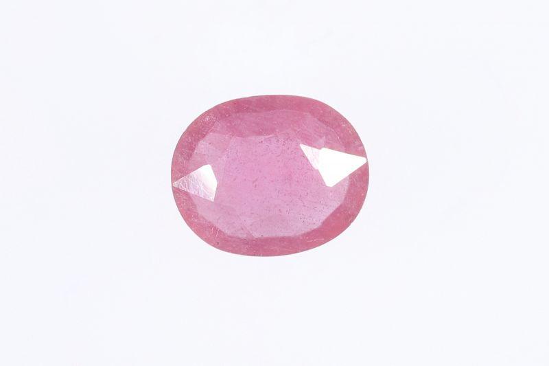 Ruby Gemstone (Manik) - 3.50 Carat Weight - Origin Thailand