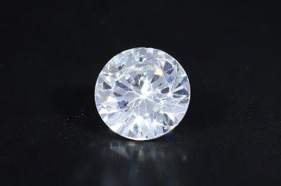 American Diamond Gemstone (Zircon) - 4.85 Carat Weight - Origin USA