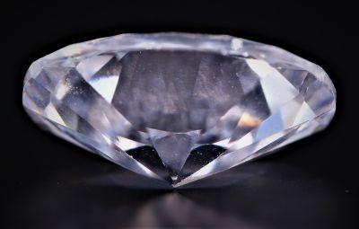 American Diamond Gemstone (White Zircon) - 14 Carat Weight - Origin USA