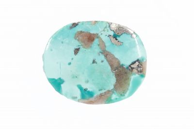 Turquoise Gemstone (Firoza ) - 8 Carat Weight - Origin Iran