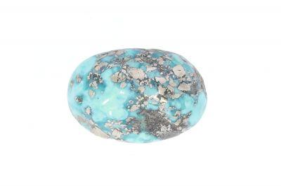 Original Turquoise Gemstone (Firoza ) - 10 Carat Weight - Origin Iran