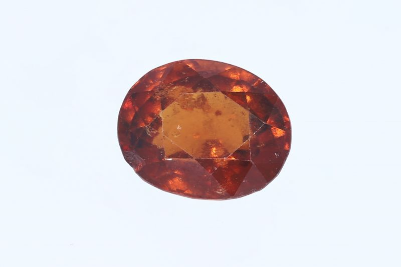 Hessonite Garnet (Gomed) - 8.50 Carat Weight - Origin Sri Lanka