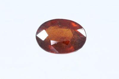 Hessonite Garnet - Gomed - 5.50 Carat Weight - Origin Sri Lanka