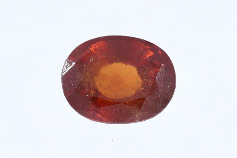 Hessonite Garnet (Gomed) - 11.25 Carat Weight - Origin Sri Lanka