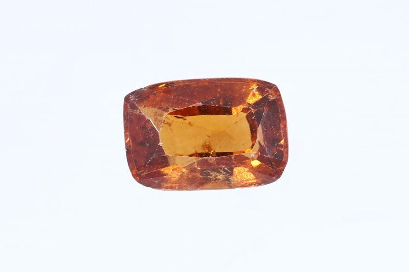 Hessonite Garnet (Gomed) - 5.00 Carat Weight - Origin Sri Lanka