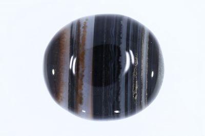 Sulemani Hakik Gemstone ( Agate Stone) - 17 Carat Weight - Origin Iran