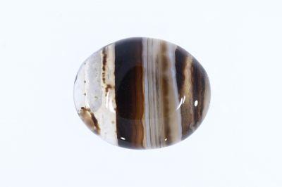 Sulemani Hakik - Agate Gemstone -22.25 Carat Weight - Origin Iran
