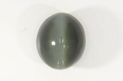 Cats Eye Gemstone (Lehsunia)  - 11.50 Carat Weight - Origin India