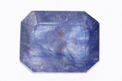 Blue Sapphire Gemstone (Neelam) -7 Carat Weight - Origin Thailand