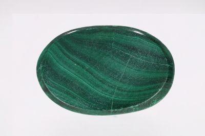 Natural Green Malachite Gemstone  (Kidney) - weight 1750 Carat Origin India