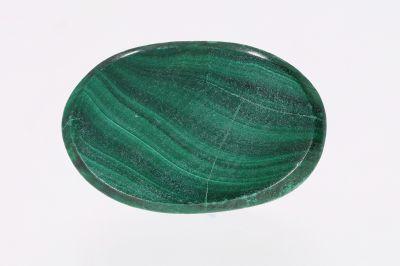 Natural Green Malachite Gemstone  (Kidney) - weight 12.50Carat Origin India