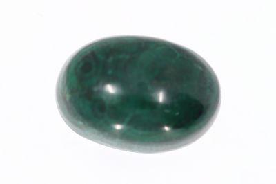 Natural Green Malachite Gemstone  (Kidney) - weight 14.50 Carat Origin India
