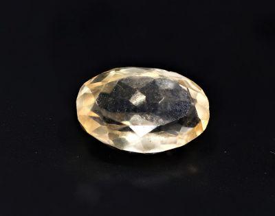 Golden Topaz stone (Citrine/Sunehla) 4.2 Carat Weight - Origin India