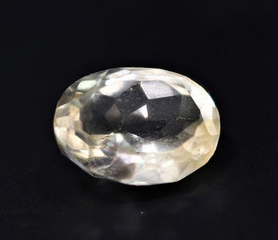 Natural Golden Topaz Gemstone (Citrine/Sunehla) 8.4 Carat Weight - Origin India