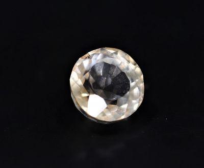Original Golden Topaz Gemstone (Citrine/Sunehla) 7.35 Carat Weight - Origin India