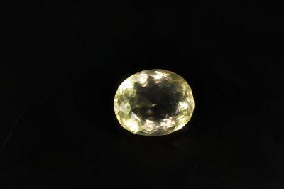 Original Golden Topaz Gemstone (Citrine/Sunehla) 14.50 Carat Weight - Origin India