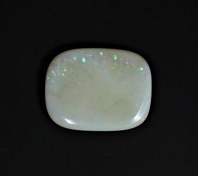 Fire Opal Gemstone - 3.50 Carat Weight - Origin Australia