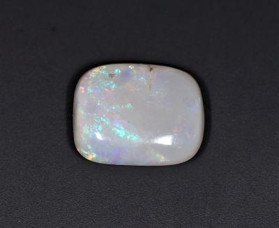 Australian Fire Opal Gemstone - 3.50 Carat Weight - Origin Australia