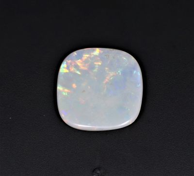 Australian Fire Opal Gemstone - 3.25 Carat Weight - Origin Australia