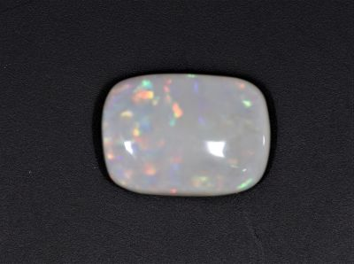Australian Fire Opal Gemstone - 3.5 Carat Weight - Origin Australia