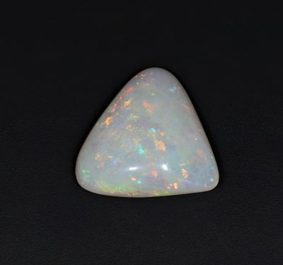 Fire Opal Gemstone - 2.50 Carat Weight - Origin Australia