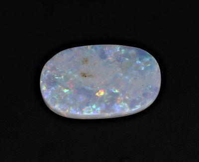 Original Fire Opal Gemstone - 3.25 Carat Weight - Origin Australia