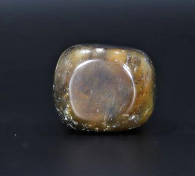 Natural Tiger Eye Gemstone - 55.75 Carat Weight - Origin India