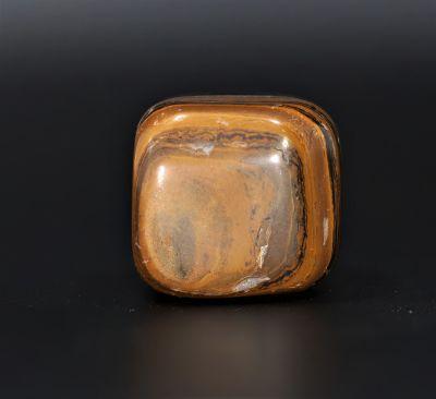 Original Tiger Eye Gemstone - 75.50 Carat Weight - Origin India