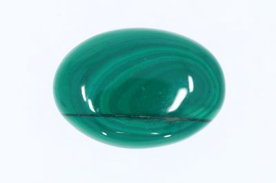 Green Malachite Gemstone  (Kidney) - weight 50.05 Carat Origin India