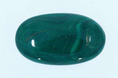 Original Green Malachite Gemstone  (Kidney) - weight 60.9 Carat Origin India